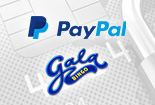 PayPal is accepted at Gala